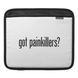 got painkillers sleeve for iPads