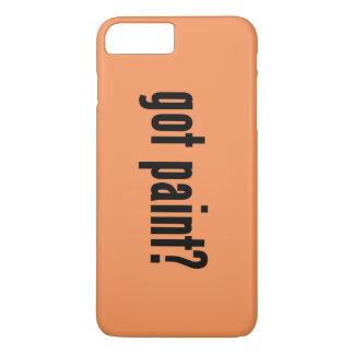 got paint? iPhone 7 plus case