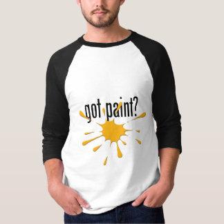 got paint? tee shirt