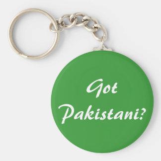 Got Pakistani? Keychain