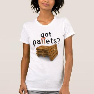 got pallets? - girls tees