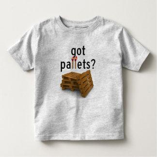 got Pallets? - kids Toddler T-shirt