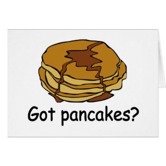 Got Pancakes? Card