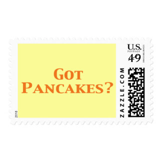 Got Pancakes Gifts Postage