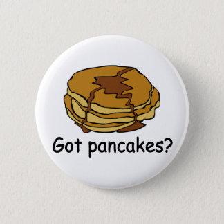Got Pancakes? Pinback Button