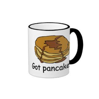 Got Pancakes? Ringer Coffee Mug