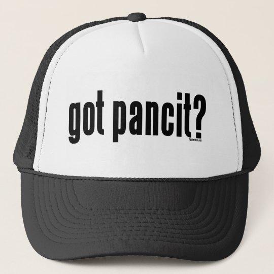 Got pancit? trucker hat