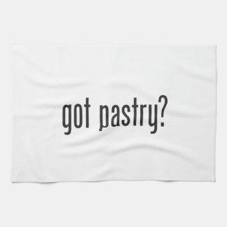 got pastry kitchen towels