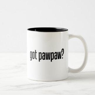 got pawpaw Two-Tone coffee mug