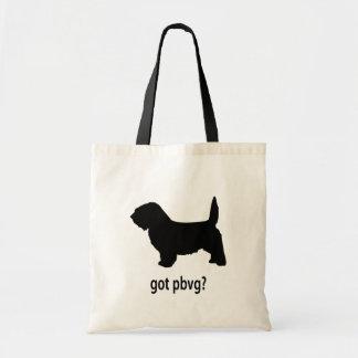 Got PBGV Budget Tote Bag