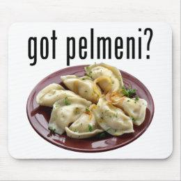 Got pelmeni? Пельмени есть? Mouse Pad