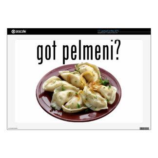 Got pelmeni? Пельмени есть? Laptop Decals