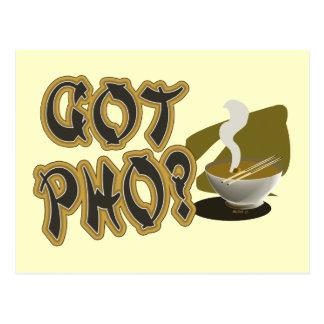 Got Pho 08 Postcard