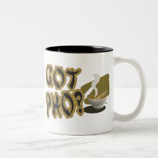Got Pho 08 Two-Tone Coffee Mug