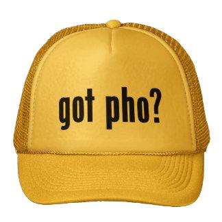 got pho? trucker hat