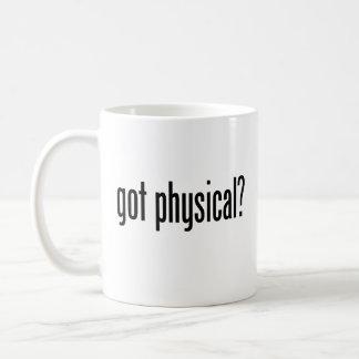 Got Physical? Mug
