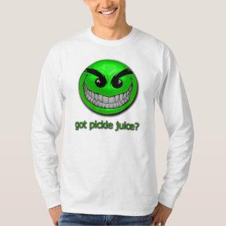 Got Pickle Juice T-shirts
