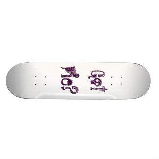 Got Pie? Skateboard Deck