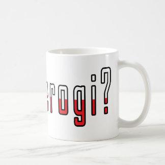 got pierogi? Flag Coffee Mug