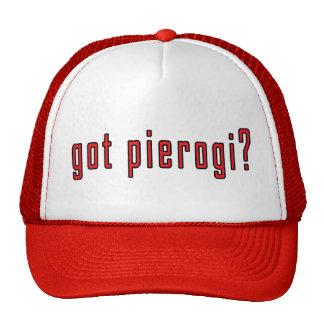 got pierogi? mesh hats