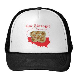 Got Pierogi Polish Map Trucker Hat