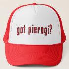 got pierogi? trucker hat