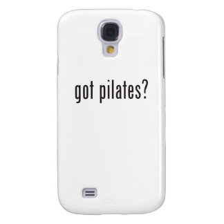got pilates? galaxy s4 case