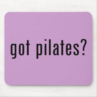 got pilates? mouse mat