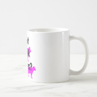 Got Pink Cows Coffee Mug
