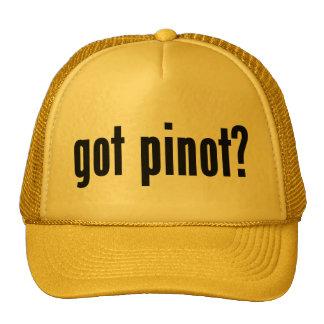 got pinot? trucker hat