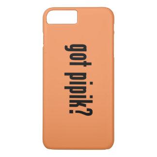 got pipik? iPhone 7 plus case