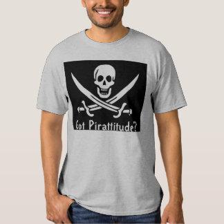 Got Pirattitude? Shirt