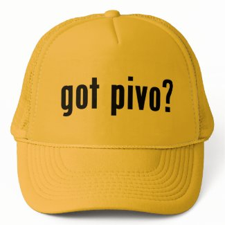 got pivo? hat