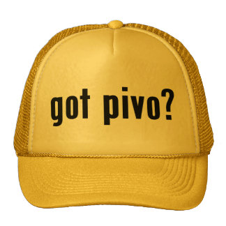 got pivo trucker hat
