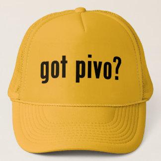 got pivo? trucker hat