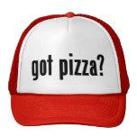 got pizza? hats