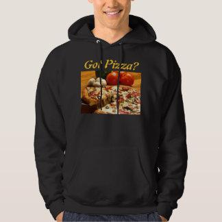 Got Pizza? mens hoodie