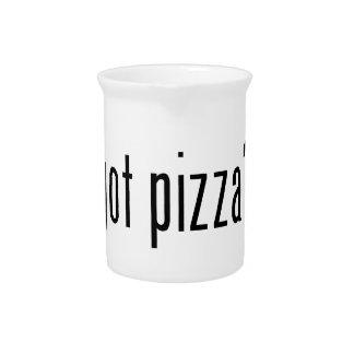 got pizza? pitcher