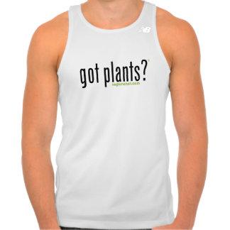 Got Plants? - Tempo Running Tank Tshirts