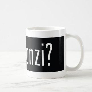 got ponzi coffee mugs