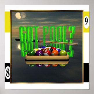 Got Pool Poster