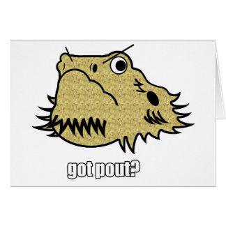 Got Pout? Card