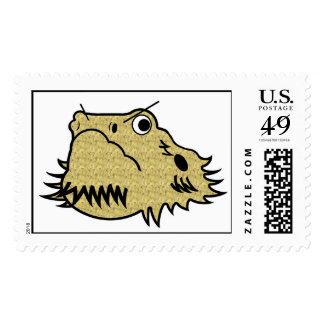 Got Pout? Stamp
