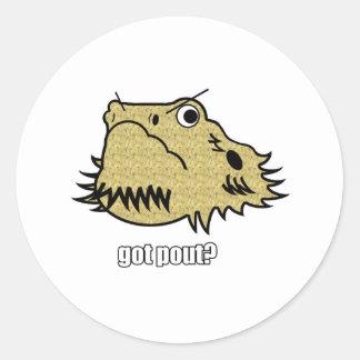Got Pout? Sticker