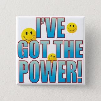 Got Power Life B Button