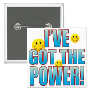 Got Power Life B Button
