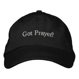 Got Prayer embroidered cap