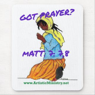 Got Prayer? mouse pad