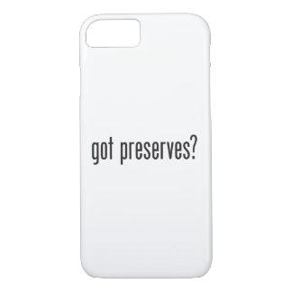 got preserves iPhone 8/7 case