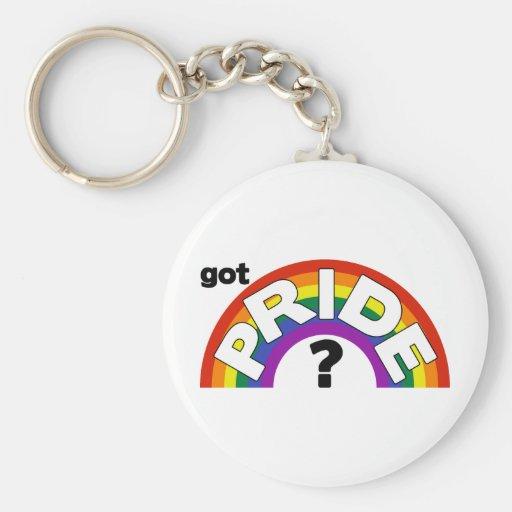 Got Pride Keychains